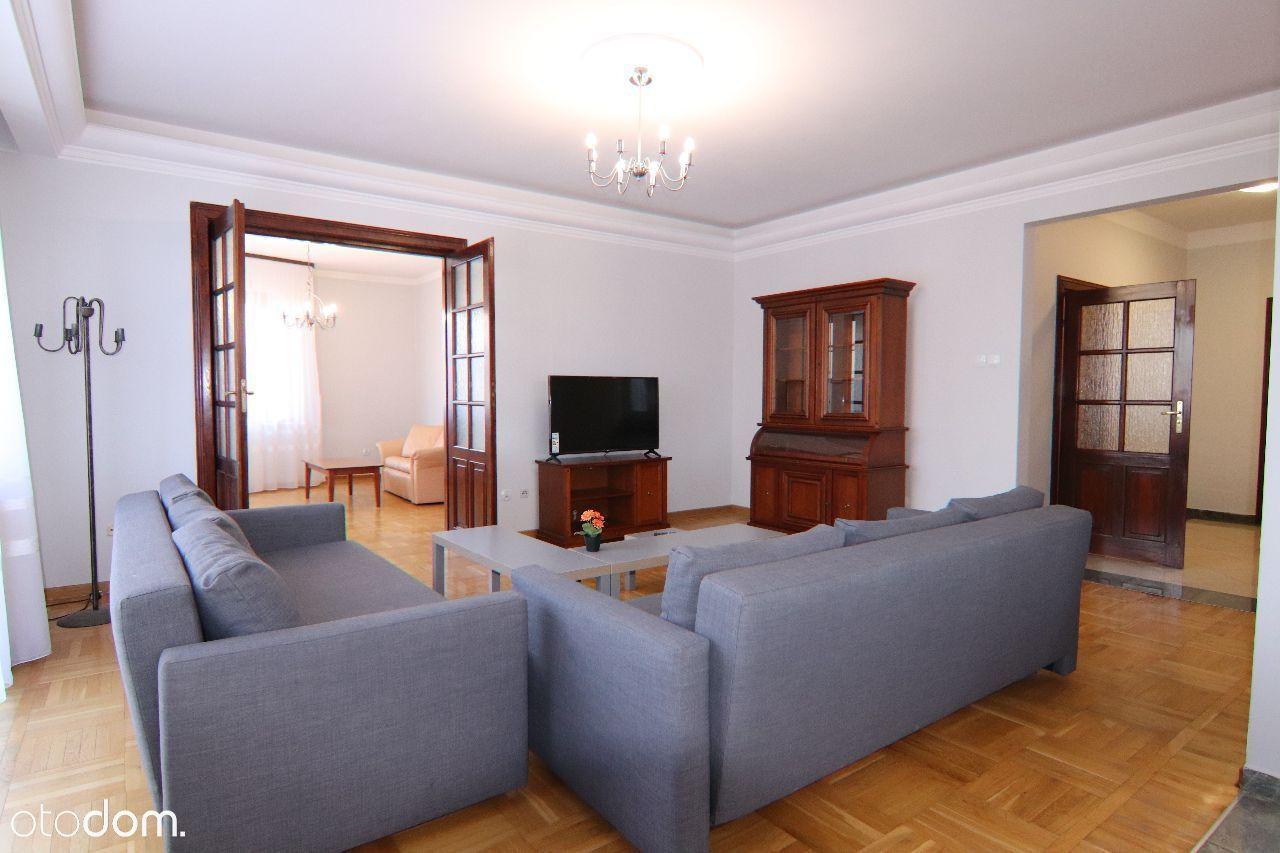 ZNAKOMITY elegancki apartament 160 mkw Saska Kępa