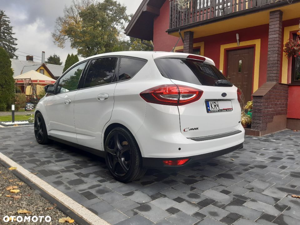 Ford C-MAX Ford Cmax 2018r benzyna - 6
