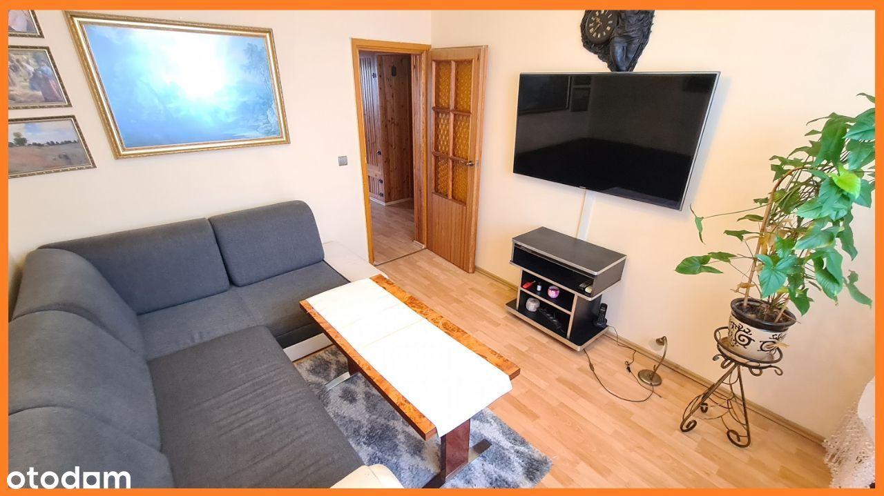 3 pokoje, balkon, Ksawera