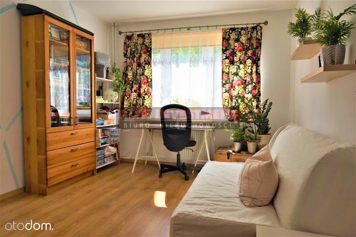 Piękne trzypokojowe mieszkanie na parterze Fałata