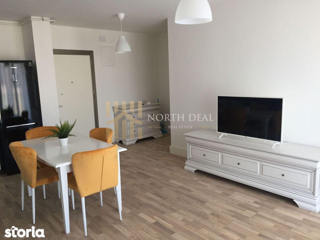 Apartament lux 2 camere Barbu Vacarescu | complex 102 The Address