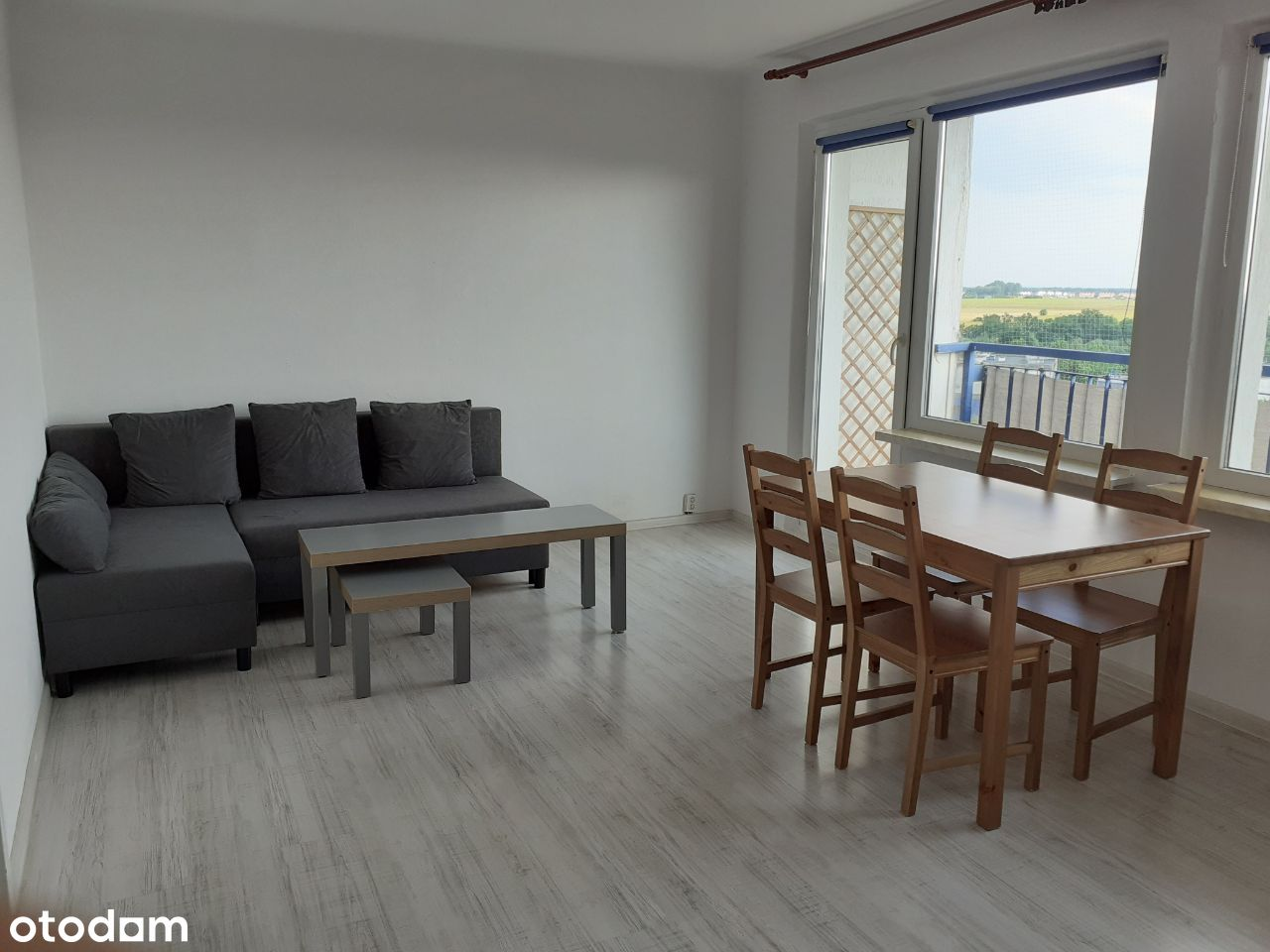 Mieszkanie 2 pokojowe (50 m.)