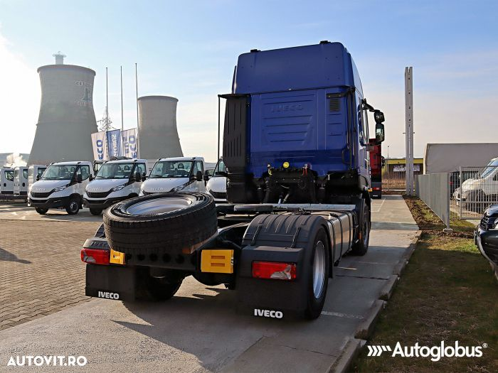 Iveco STRALIS AS440S48T/P C11 480 CP EURO 6 - 7