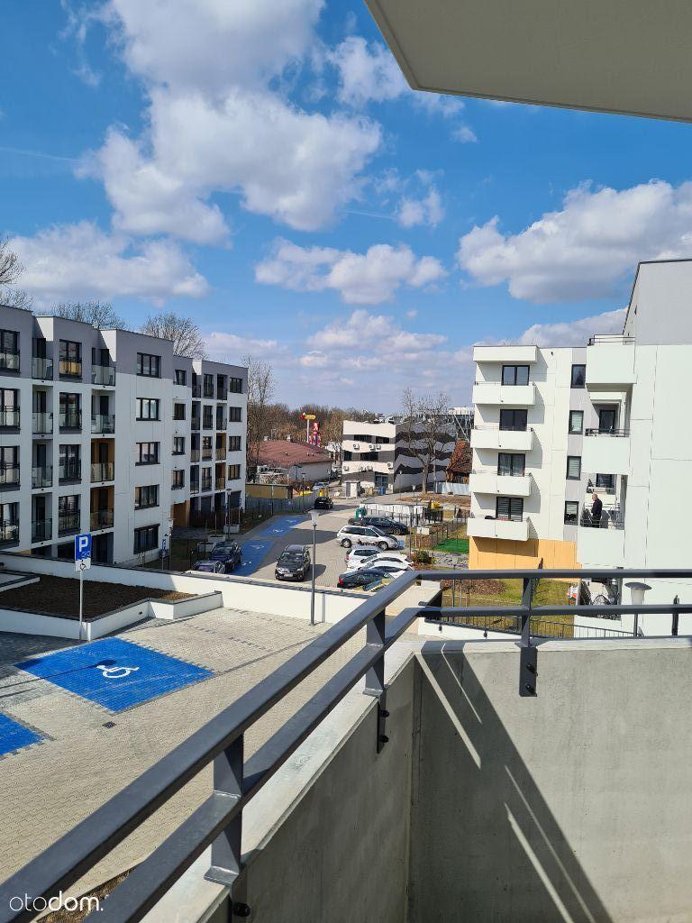 Apartamenty Wadowicka, 2 pokoje 40m, garaż 2msc