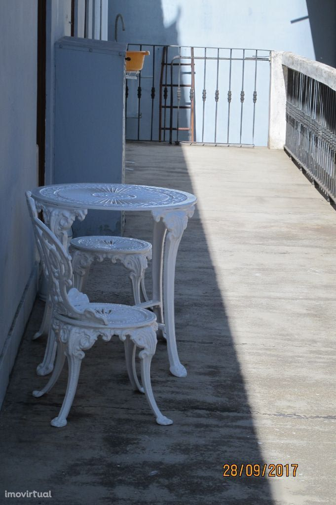 T3 - ampla varanda - Baixa - Coimbra