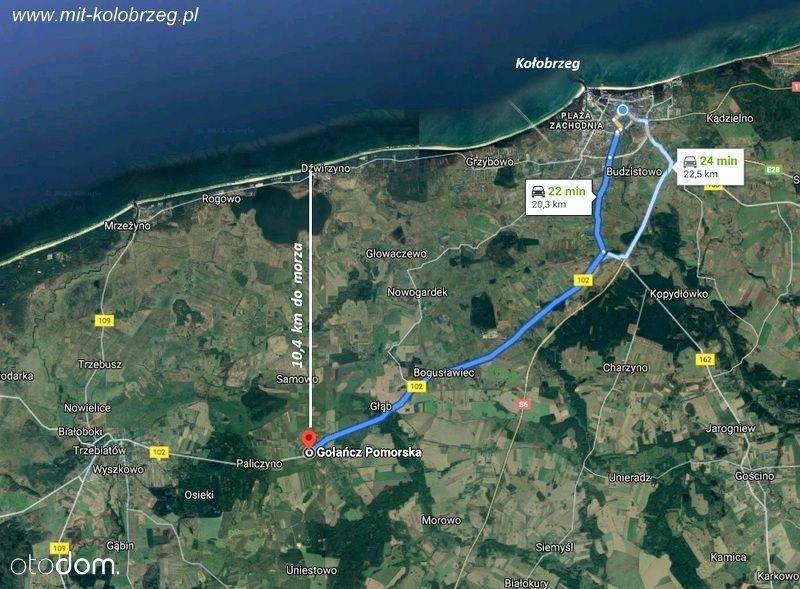 Na sprzedaż mieszkanie - 20 km od Kołobrzegu