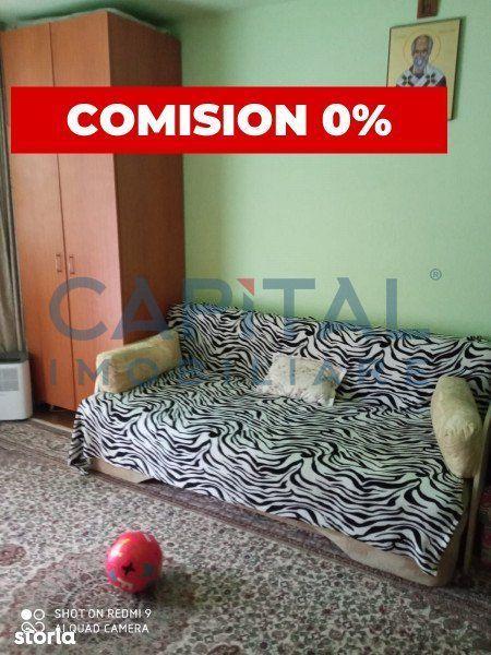 Vanzare apartament 3 camere semidecomandat, zona Bucium, Manastur, Clu