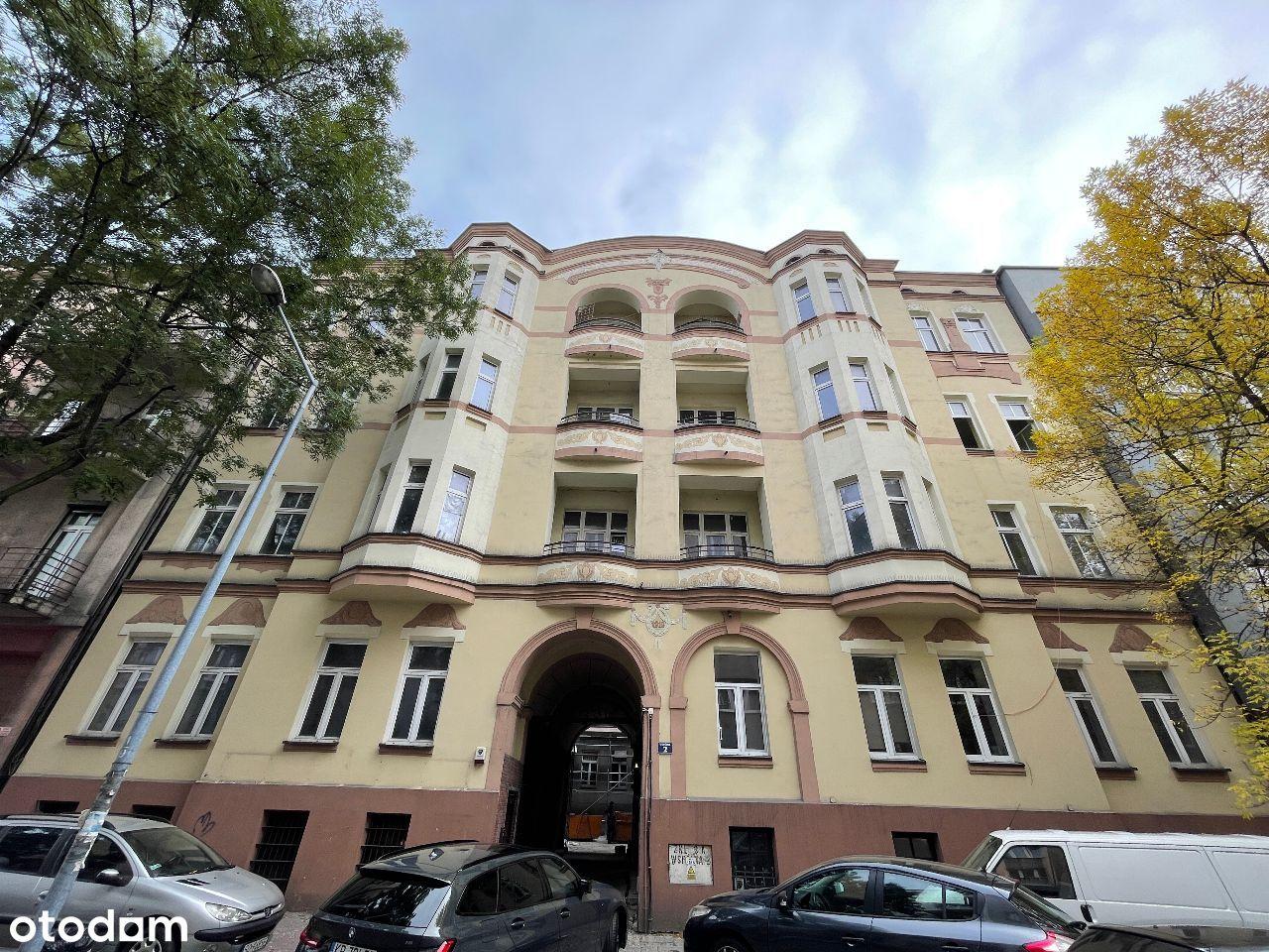 Mieszkanie 41,5m2 w samym centrum Sosnowca