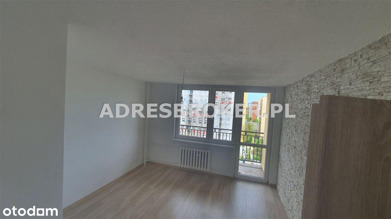 Gotowe, nowoczesne mieszkanie z balkonem