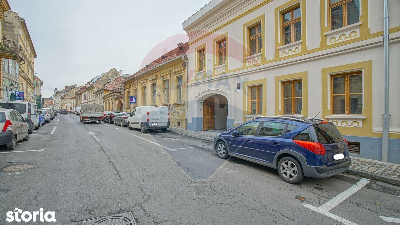 Imobil / Vilă unicat în centrul istoric al Brașovului, comision 0%!