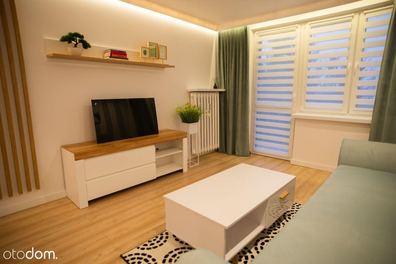 Eleganckie mieszkanie 44,5 m2 (Zasanie)
