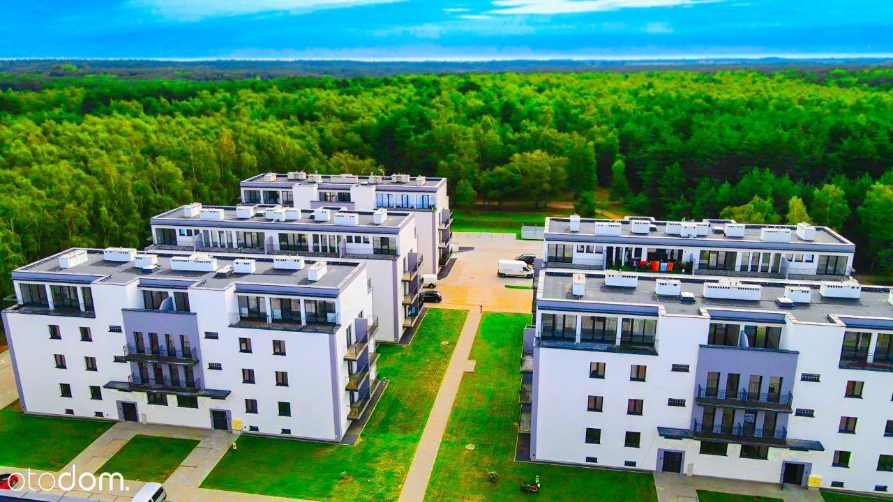 Mieszkanie 3 pok z balkonem, świetna okolica!
