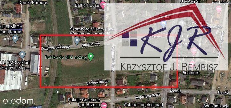 Nieruchomość inwestycyjna 1,6605 ha Władysławowo