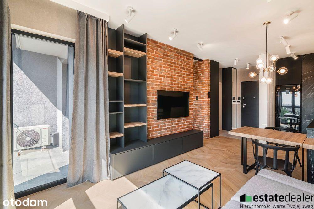 Nowe mieszkanie, 38m2, Balkon