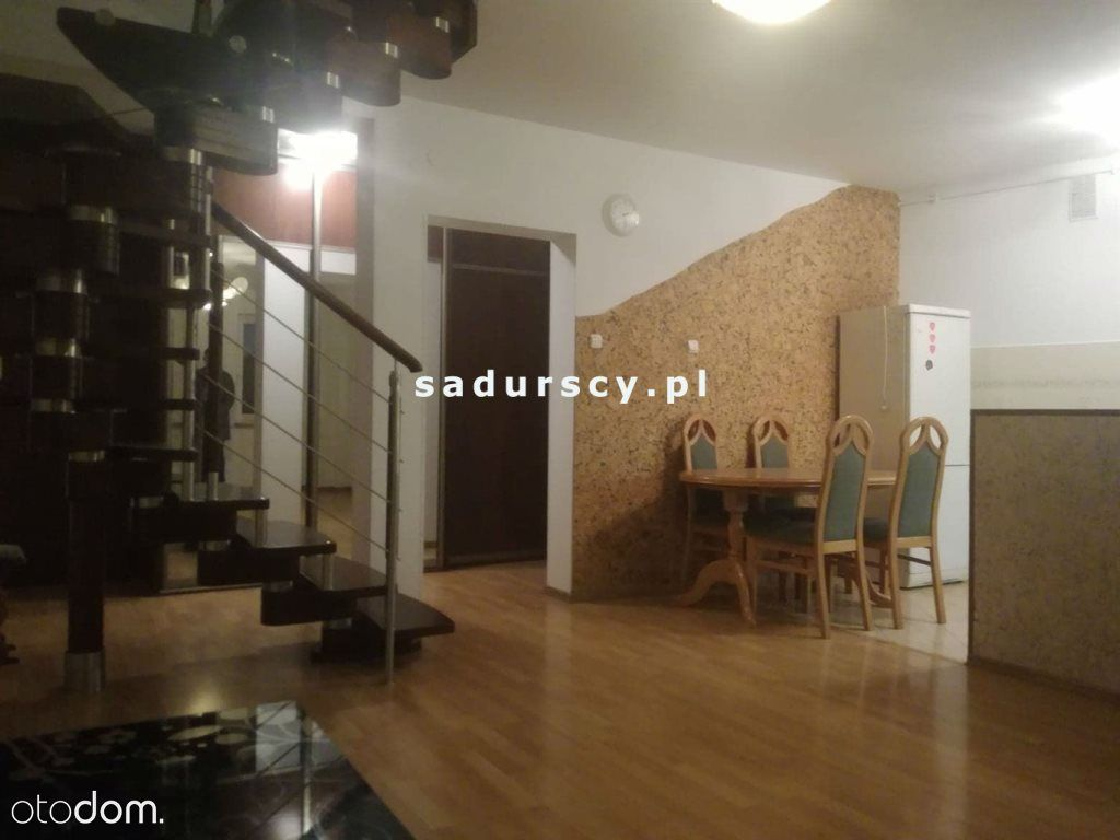 Dwupoziomowe mieszkanie 86 m2 - ul. Radzikowskiego