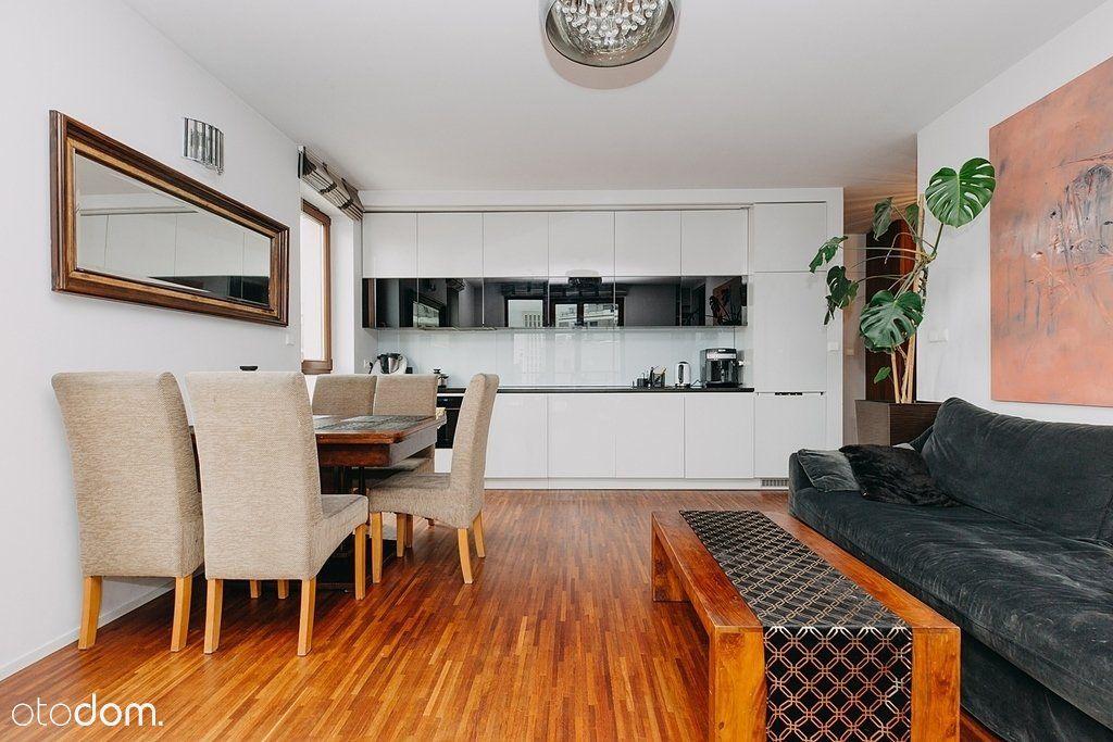 Piękny apartament z widokiem na Park Szczęśliwicki