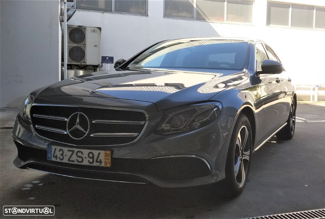Mercedes-Benz E 220 d Avantgarde - 1