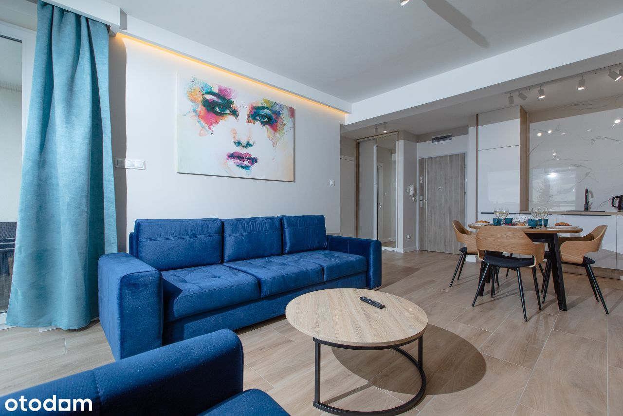 Nowy Apartament Nad Morzem w Rewalu