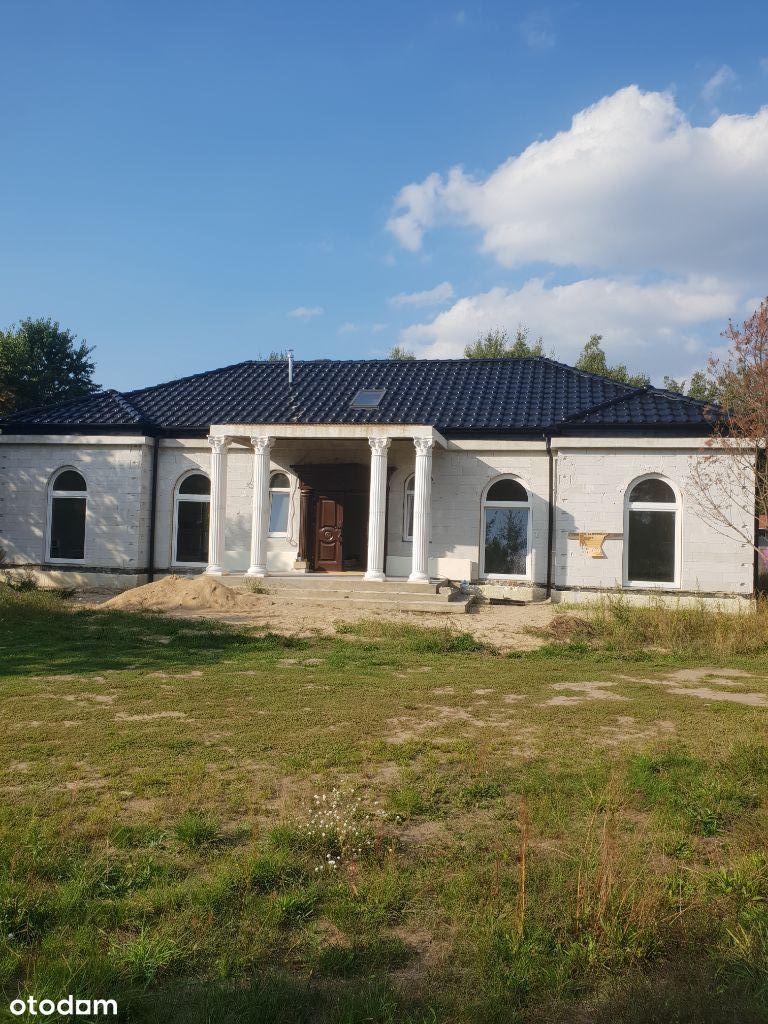 Dom parterowy niepowtarzalny 196m2