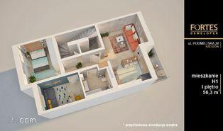 PRZEDSPRZEDAŻ Podmiejska 20 - mieszkanie H1