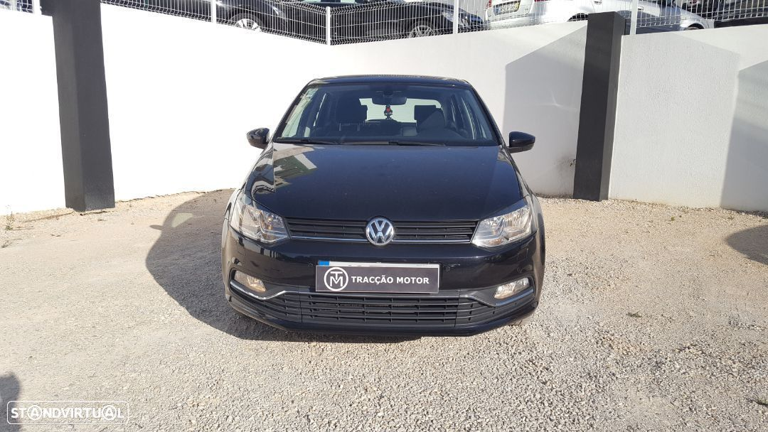 VW Polo 1.4 TDi Confortline - 1