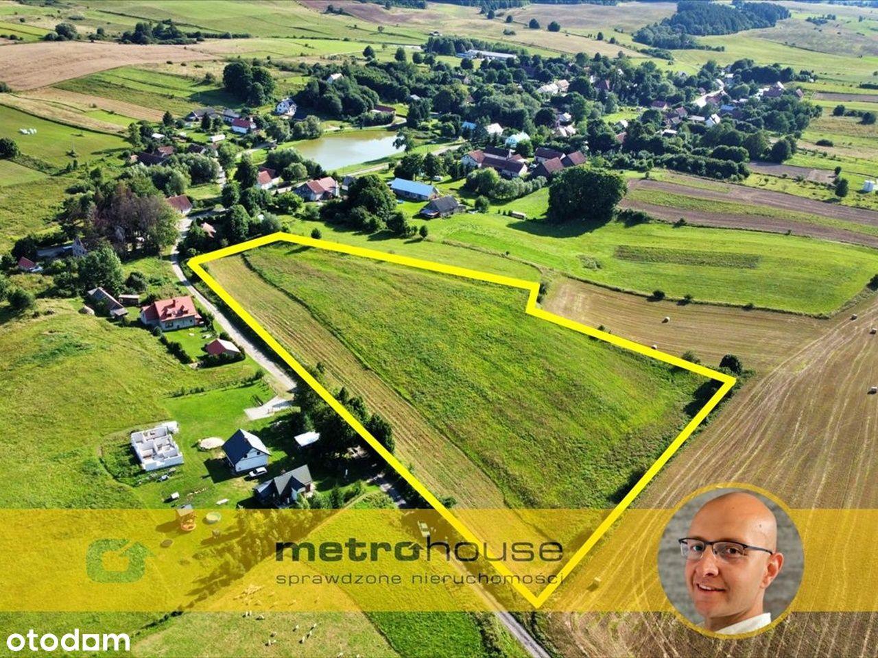 1,73 ha działka na Mazurach