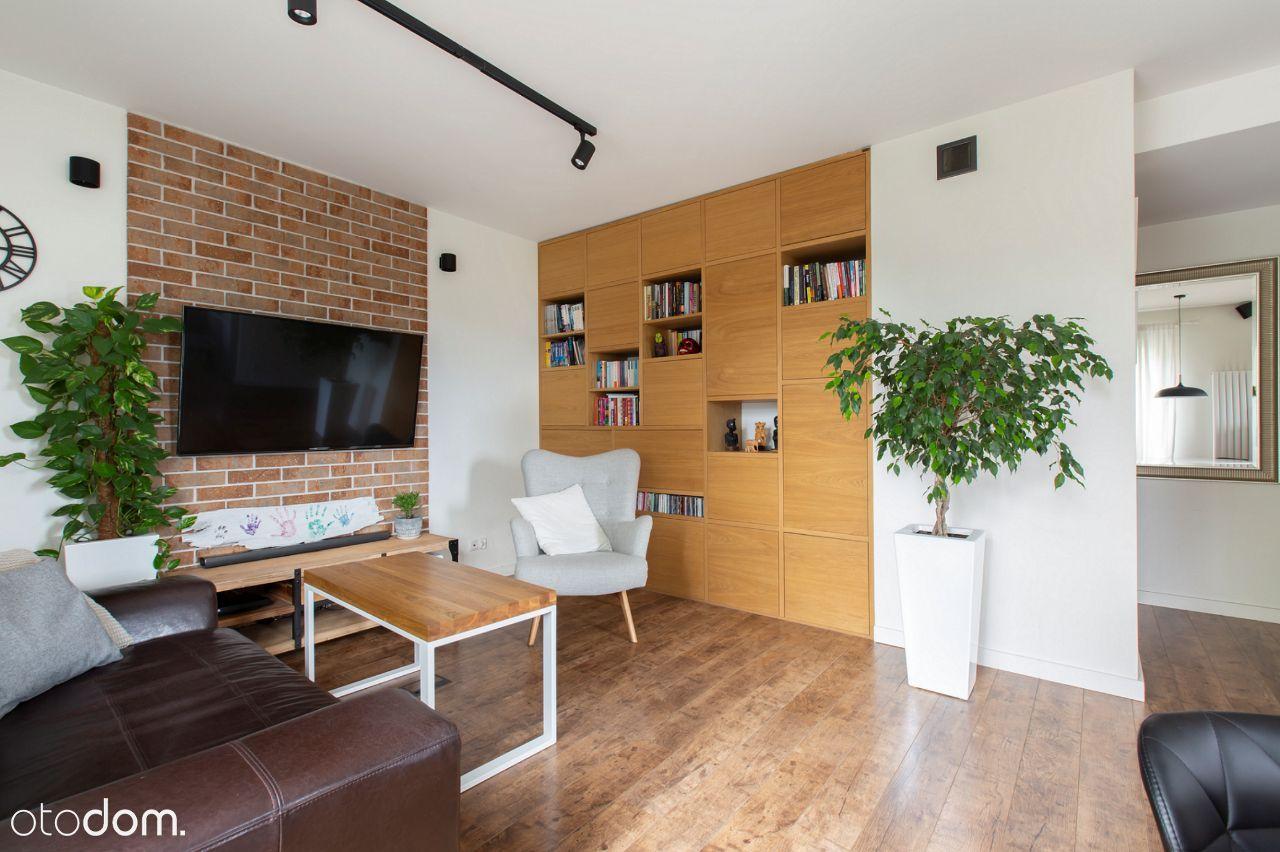 Mieszkanie 3-pokojowe z garażem i ogródkiem