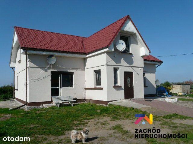 Dom wraz z zabudowaniami w gm. Krzeszyce