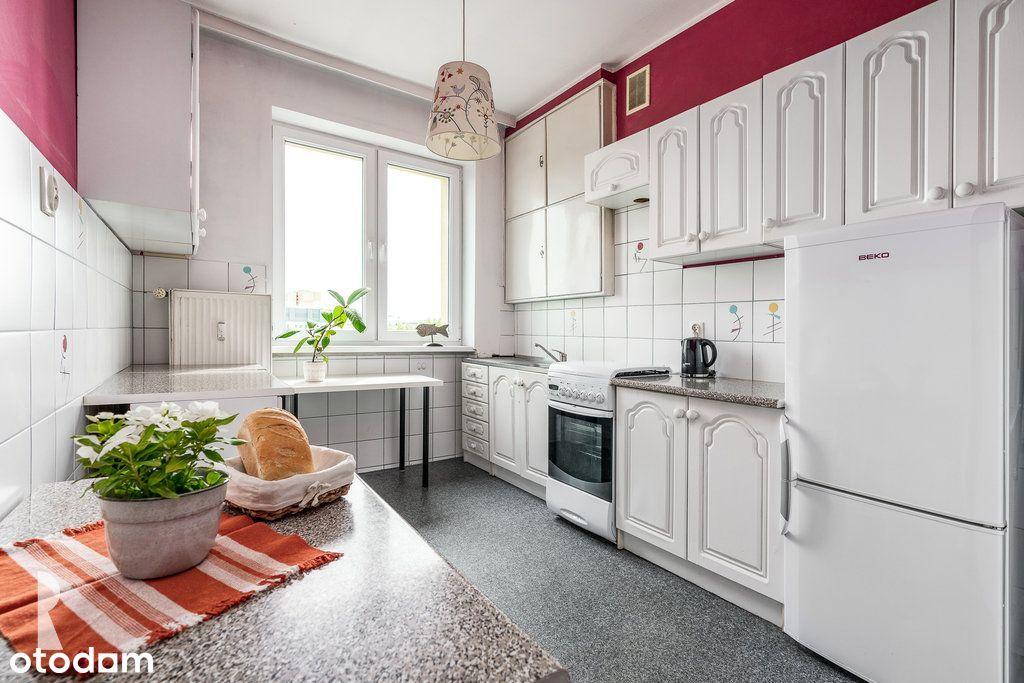 Przytulne mieszkanie przy ul. Bukowskiej