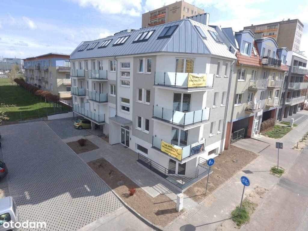 Mieszkanie w kameralnym apartamentowcu Winiary