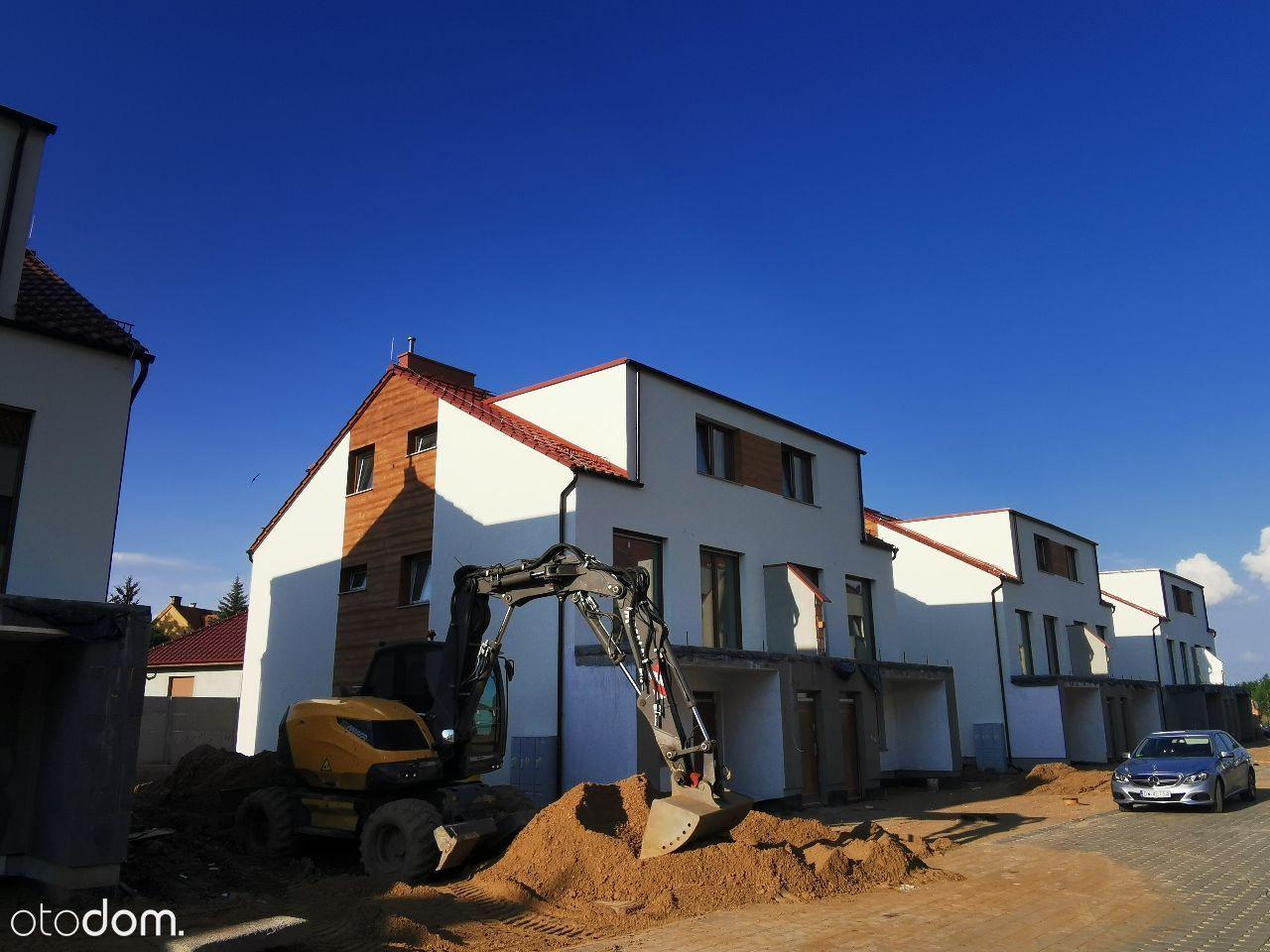 NOWE mieszkanie w DOMKU OGRÓD Parking bez dopłat