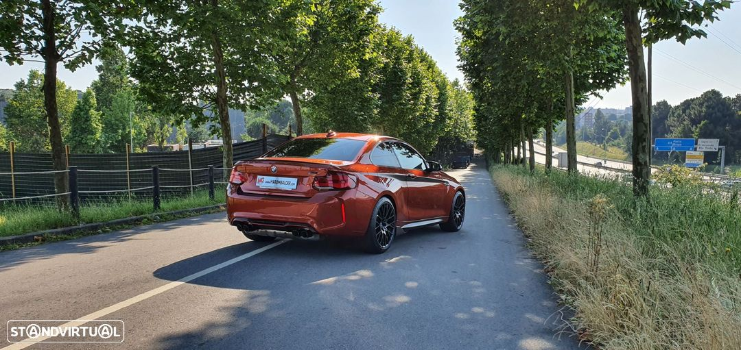 BMW M2 COMPETITION - 13
