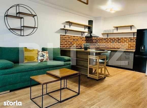 Apartament 2 camere, lux, garaj, terasa, prima inchiriere, zona...