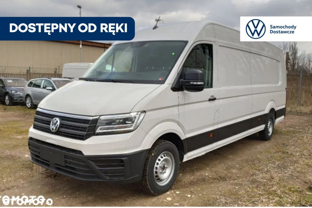 Volkswagen Crafter  Kup On-Line! - 1