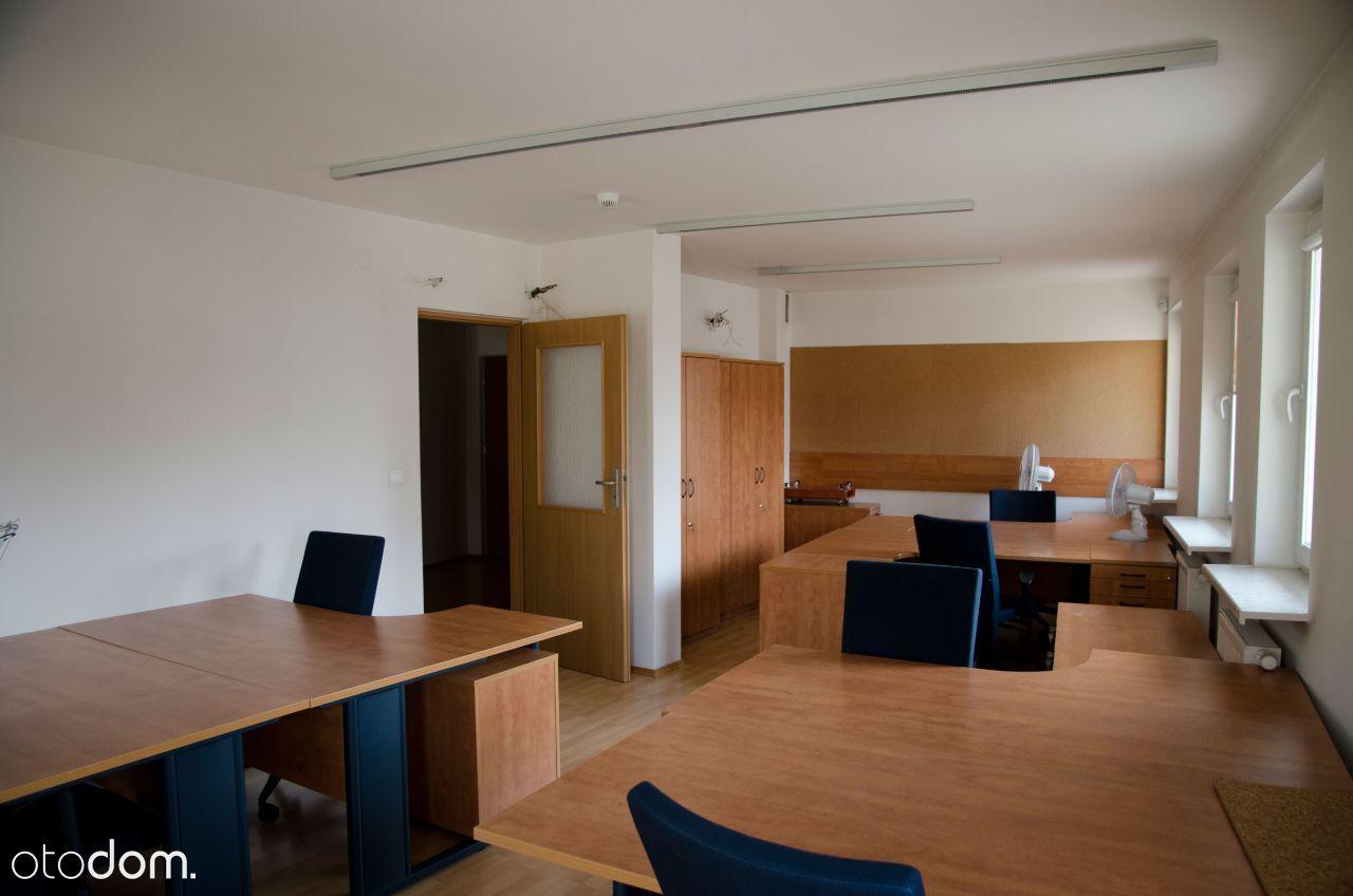 Lokal biurowy handlowy 3 pokoje Kraków 62 m2