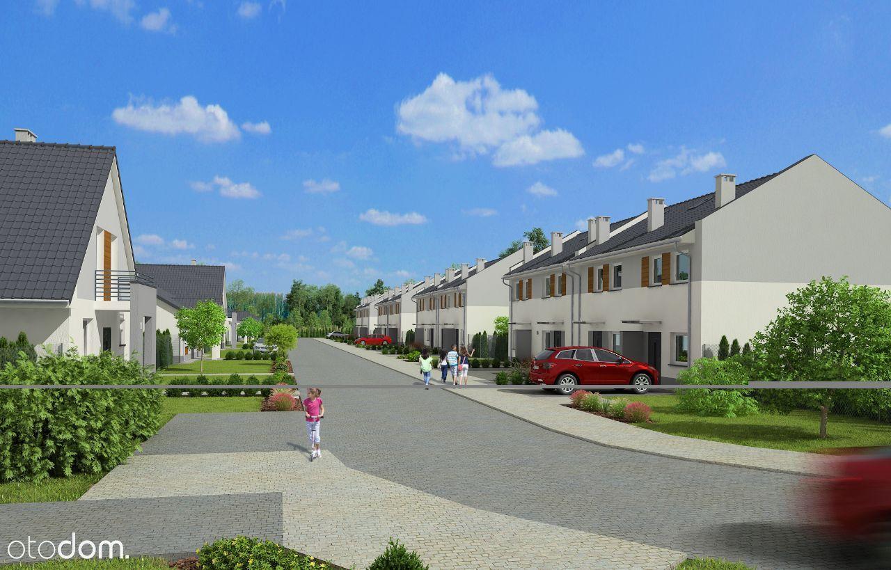 NOWE Mieszkanie - 75,45 m2 z ogrodem w Rozłogach!