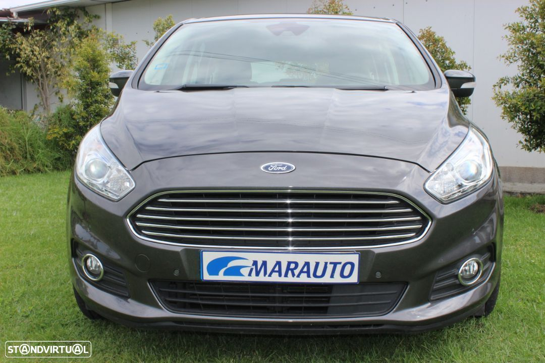 Ford S-Max 2.0 TDCi Trend - 12