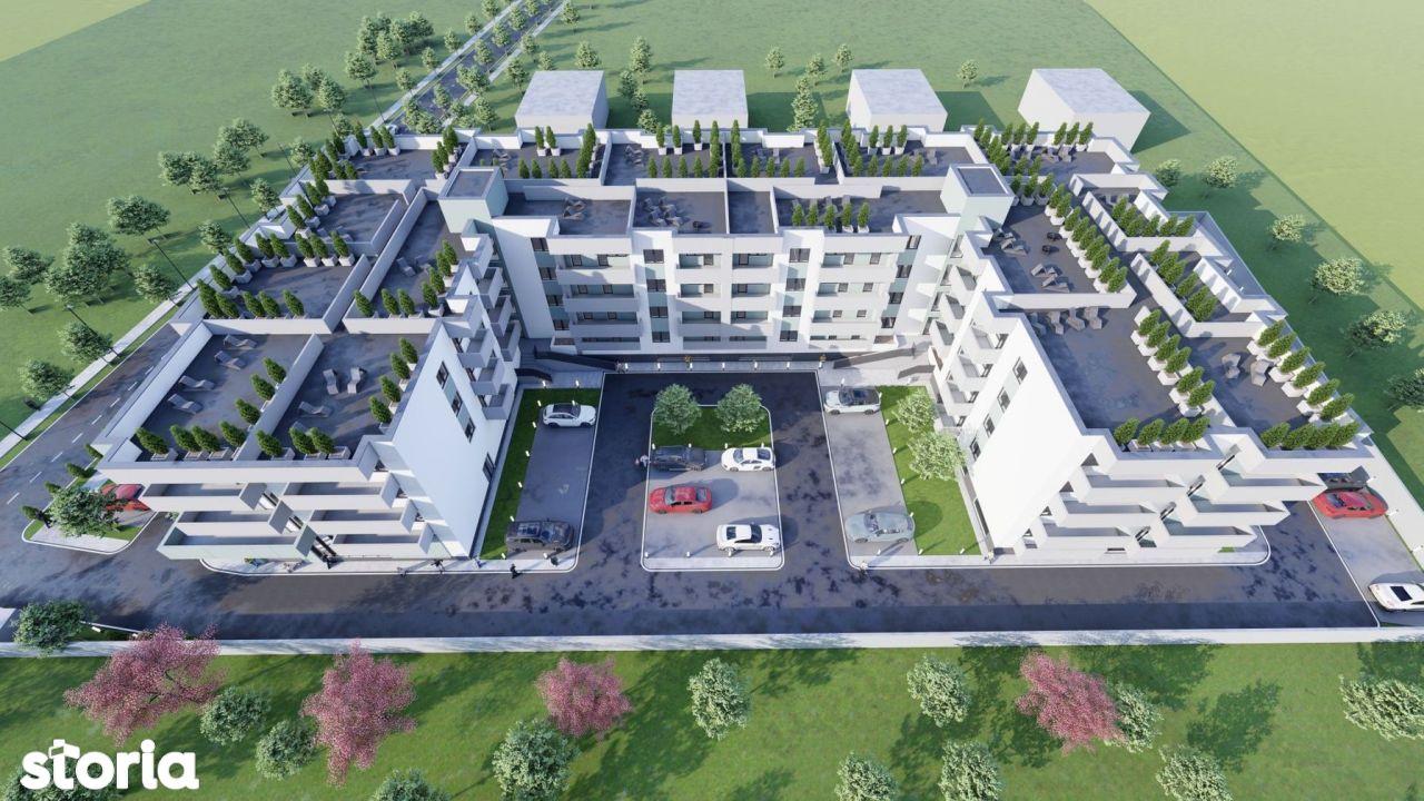 Apartament 2 camere STUDIO  Theodor Pallady - Metrou Nicolae Teclu