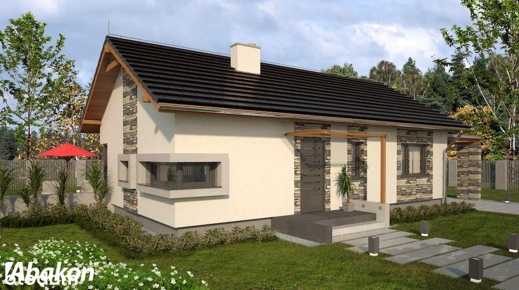 Nowoczesny energooszczędny dom Gliwice Żerniki
