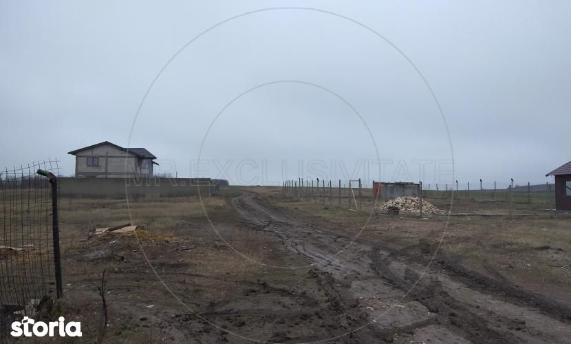 10 loturi de teren intravilan în stațiunea Techirghiol