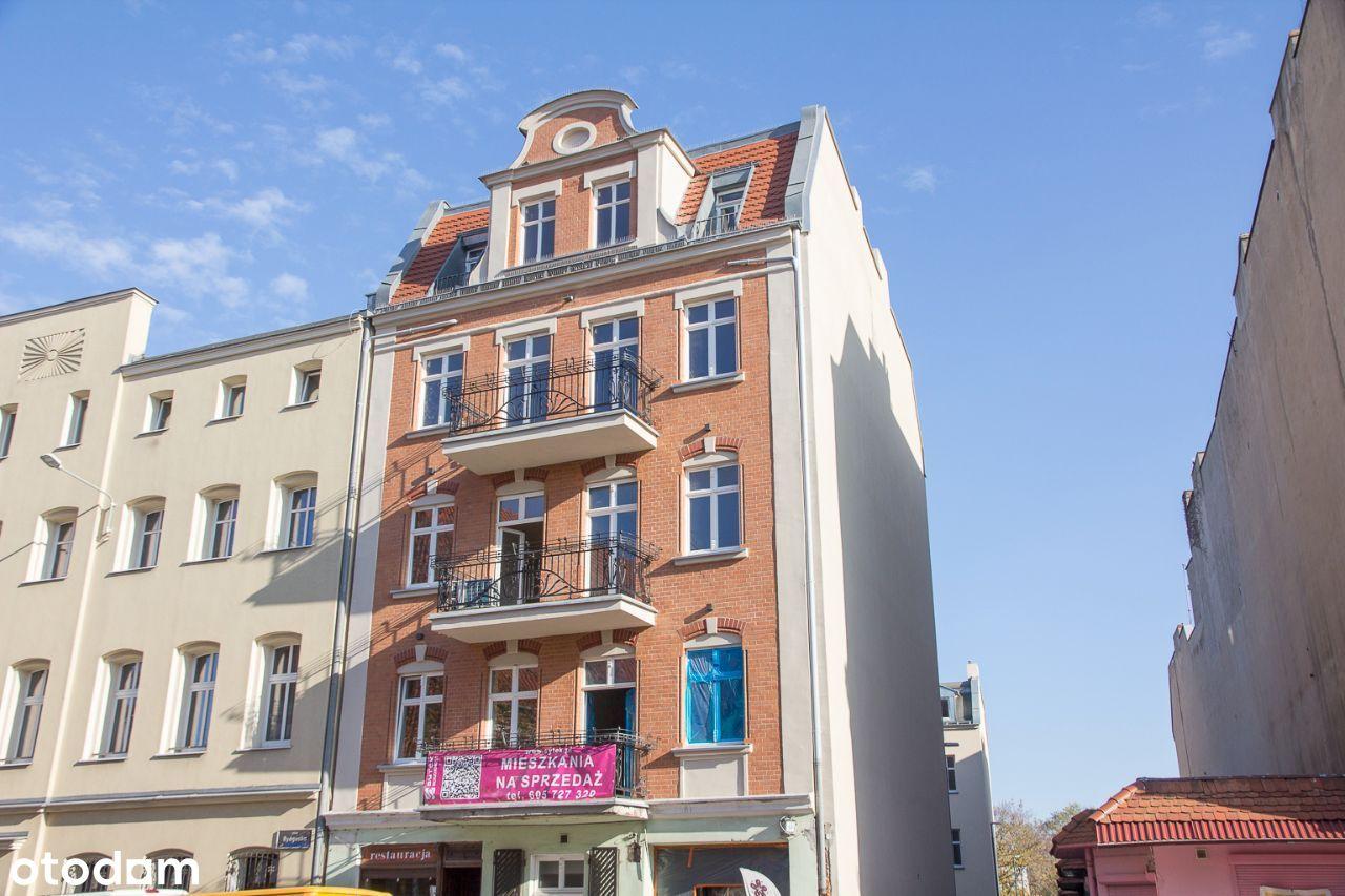Mieszkanie 2 pokoje z balkonem na Śródce