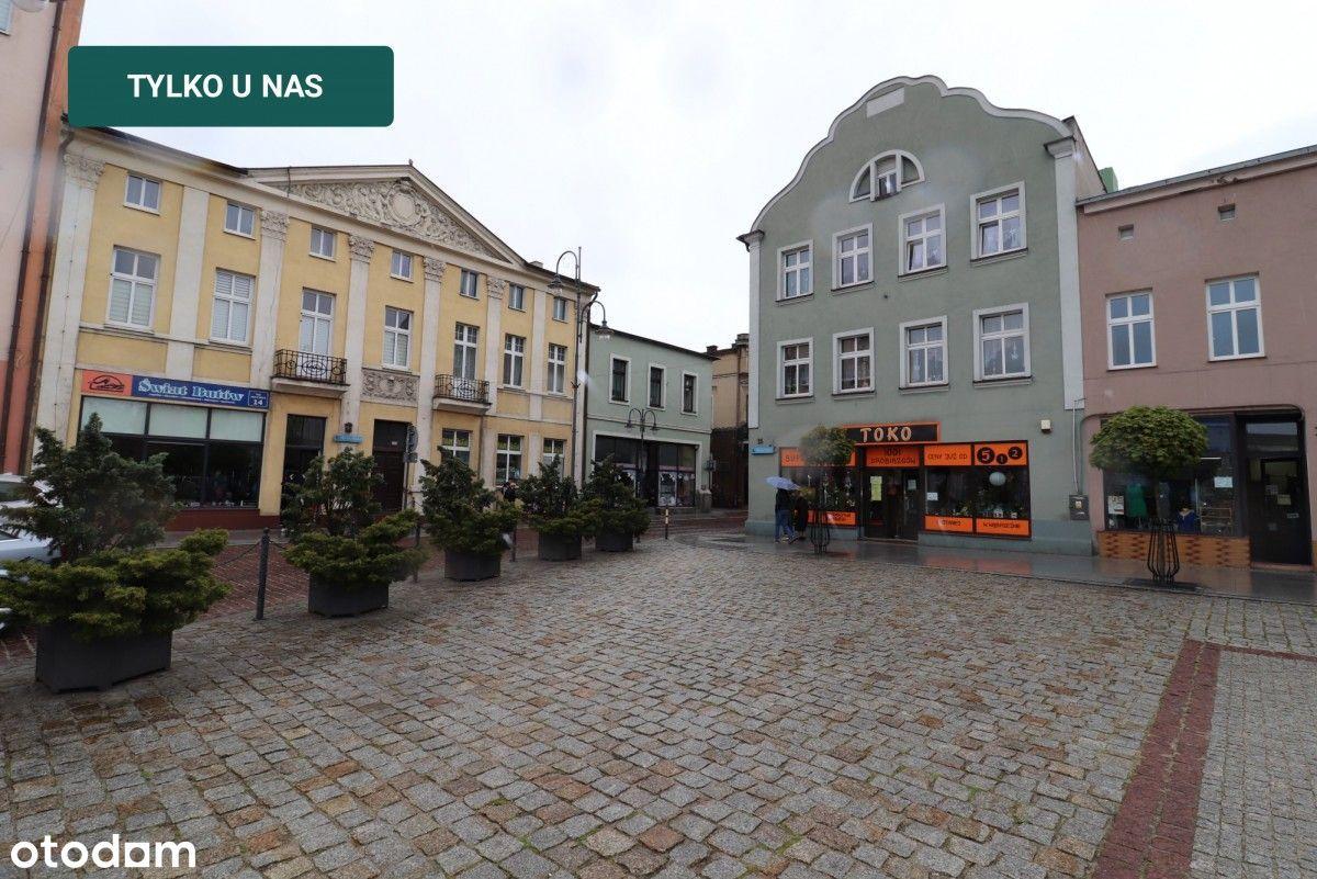 Centrum Miasta/ Rynek/ pod inwestycję