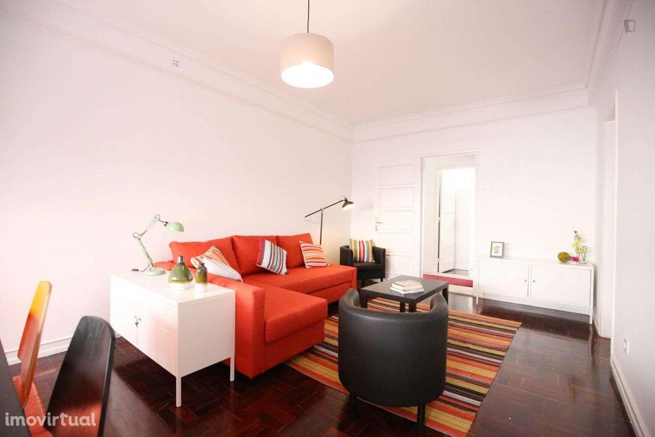 Quarto para arrendar, Penha de França, Lisboa - Foto 17
