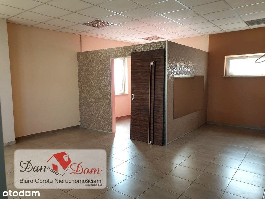 Lokal użytkowy, 77,41 m², Rogoźno