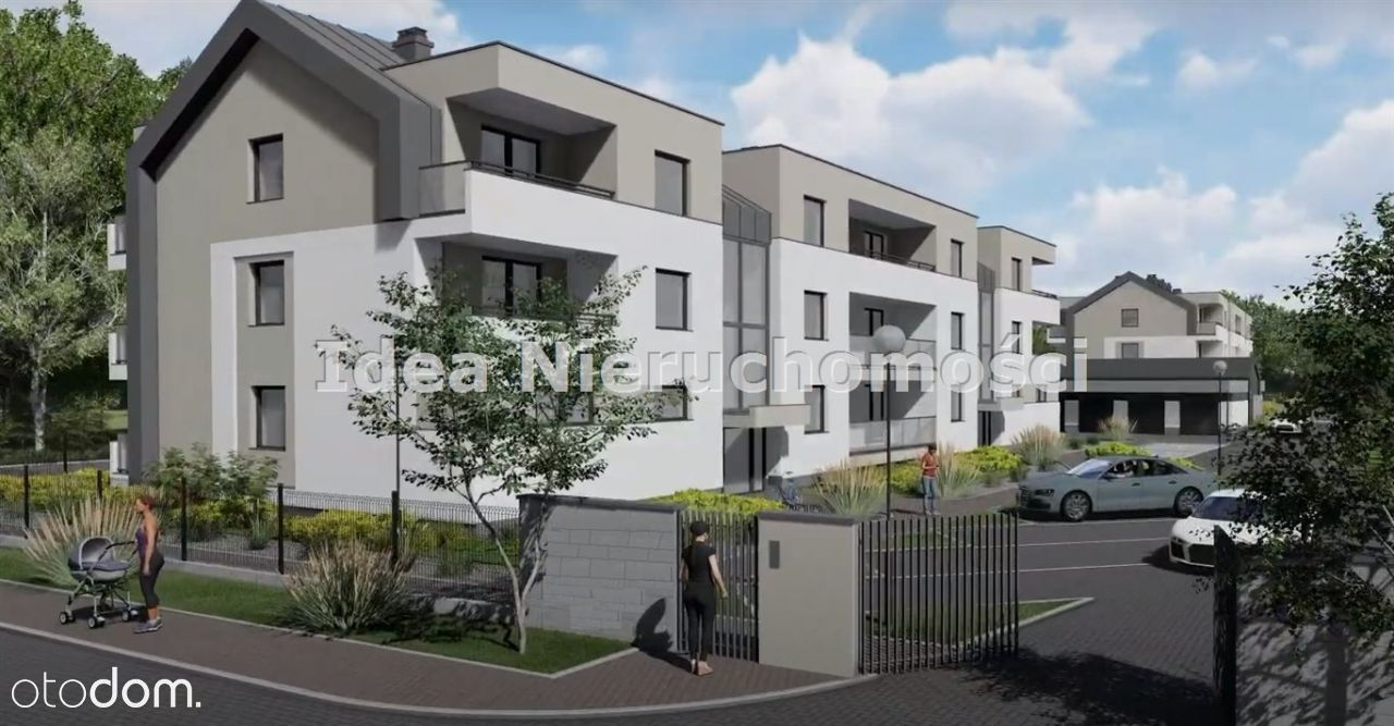 Mieszkanie, 48,31 m², Sicienko