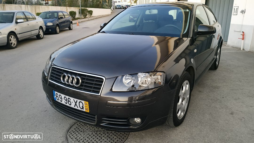 Audi A3 2.0 TDi Attraction - 36