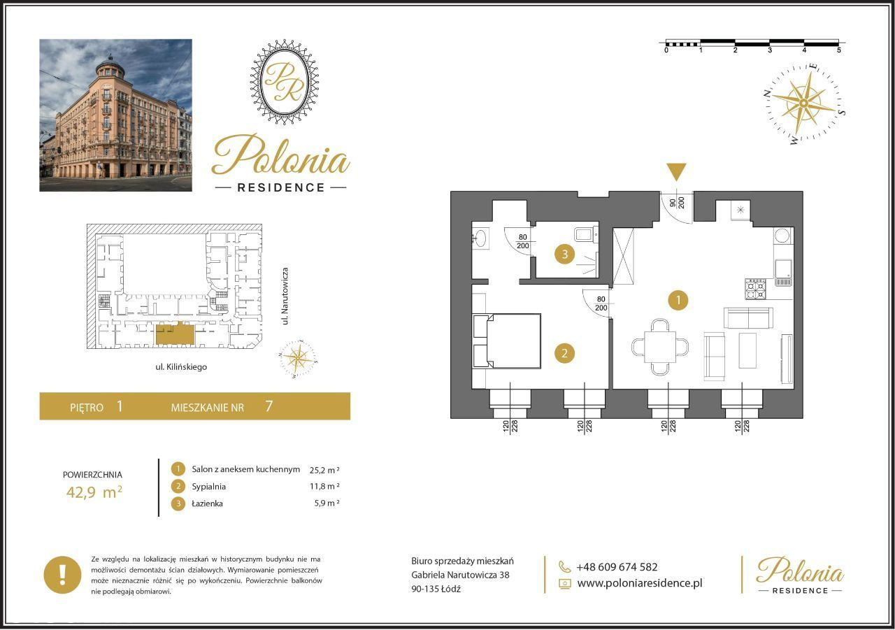 Apartament PR-8
