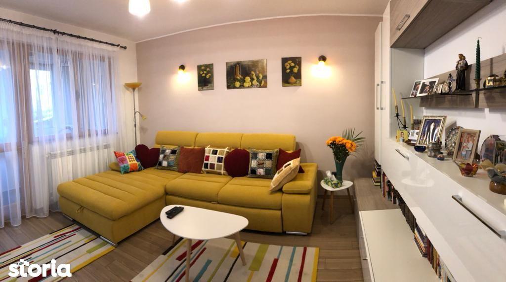 Apartament 2 camere, Baia Comunala - parter cu balcon