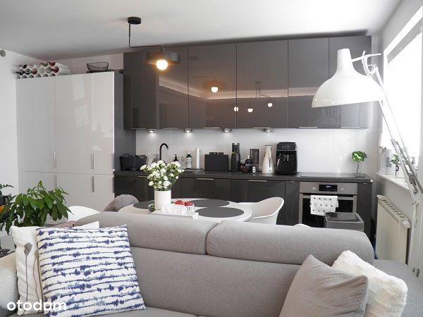 Szczecin, Warszewo, Duńska, apartament, 2 balkony
