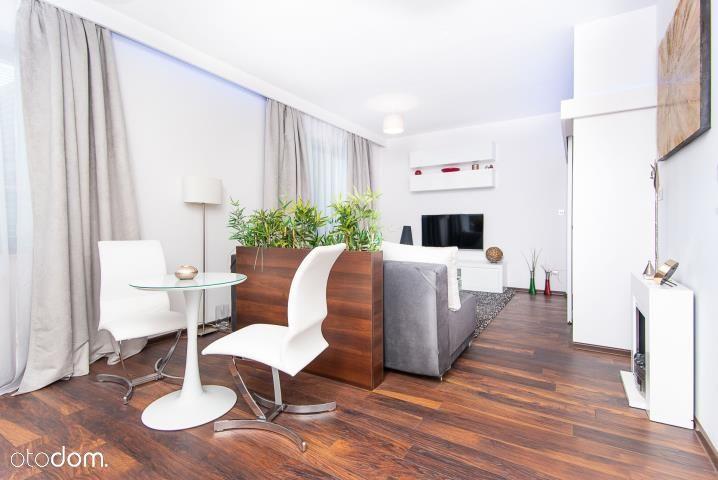 Mieszkanie ul. Kasztanowa 40m2, 107 m2 ogródek!!